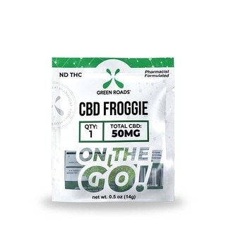 Froggie - OTG by Green Roads CBD Products